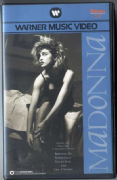 MADONNA - UK 1984 VHS 4 TRACK VIDEO COMPILATION (2)